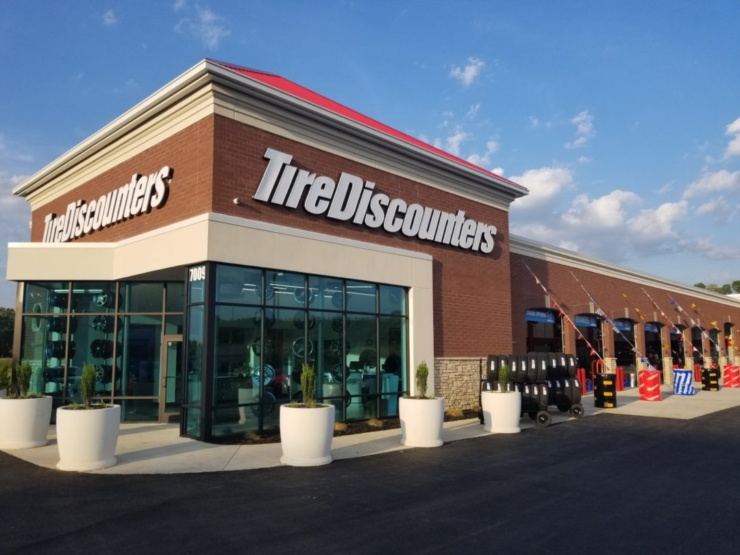 Tire Discounters Continues to Expand With 6th Store in Huntsville