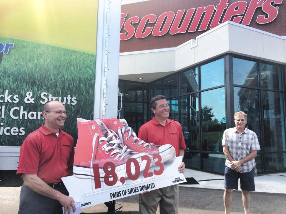 Tire Discounters enters Tennessee market