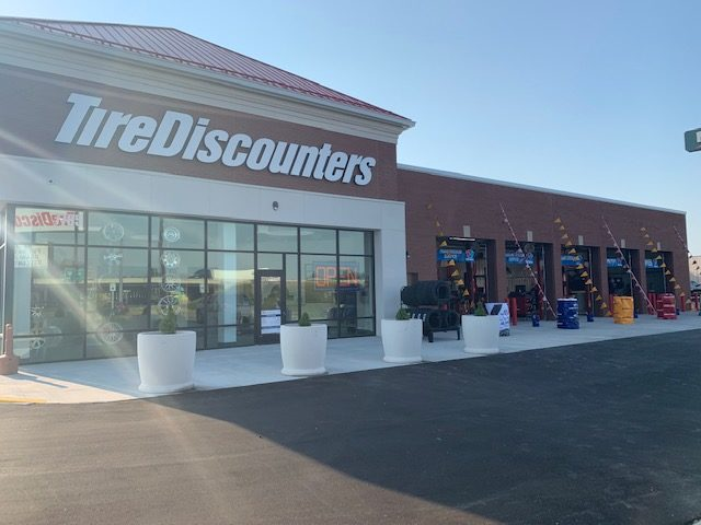 Tire Discounters Opens 2 More Stores