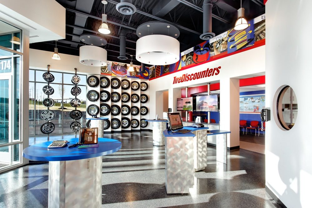 Tire Discounters opens its 'store of the future'