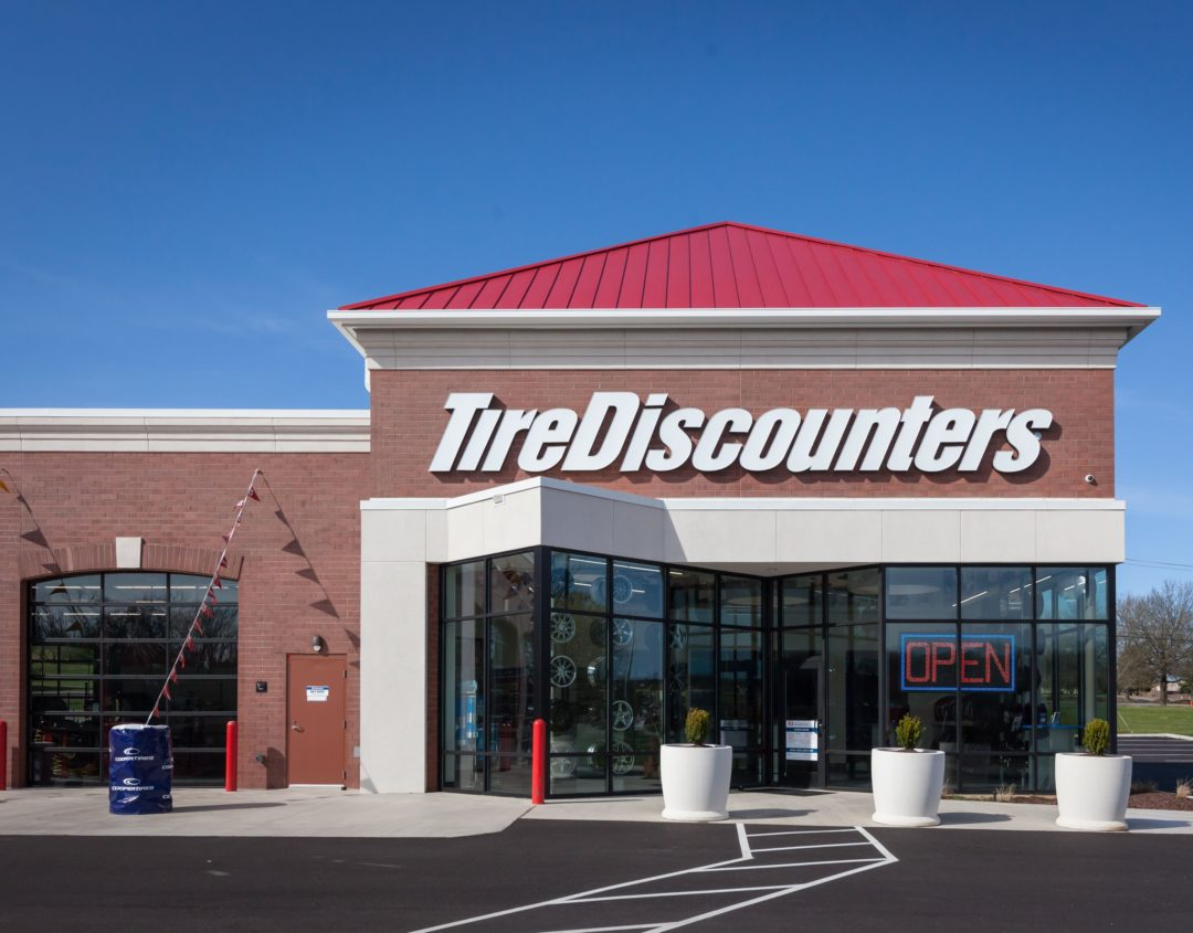 Tire Discounters Opens New Store in Huntsville
