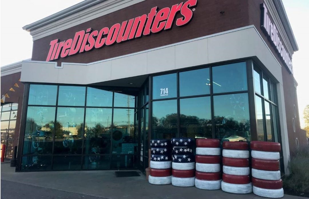 Tire Discounters Supports Wounded Warrior Project