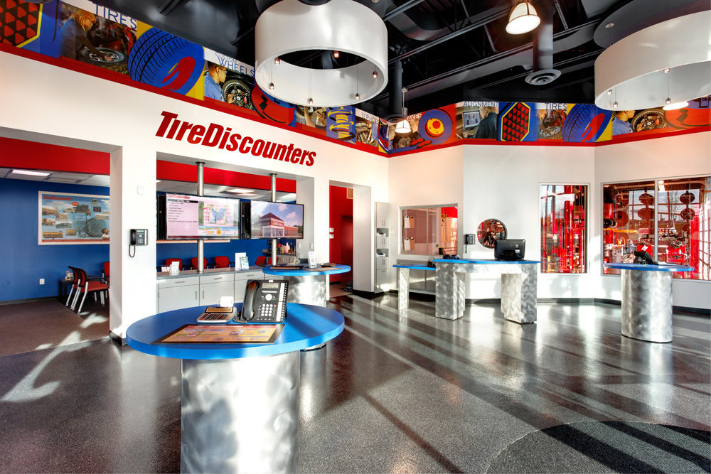 Tire Discounters to remodel more stores