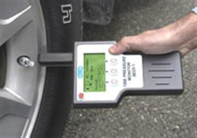 TIRE PRESSURE MONITORING SYSTEMS: Protecting drivers from themselves