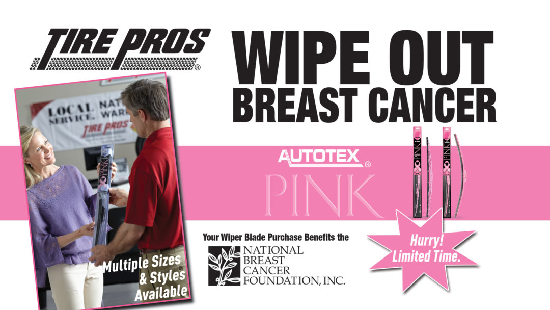 Tire Pros Dealers Raise Money For Cancer Research