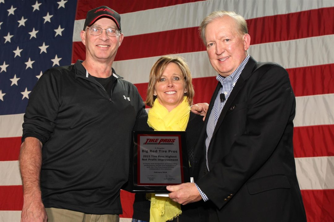 Tire Pros Honors Its Top-Performing Dealers