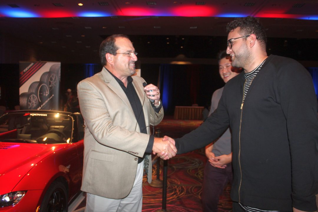 Tire's Warehouse Hosts a Night to Remember in Las Vegas