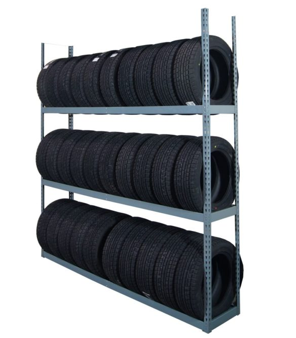 Tire Storage For PCR, SUV Tires
