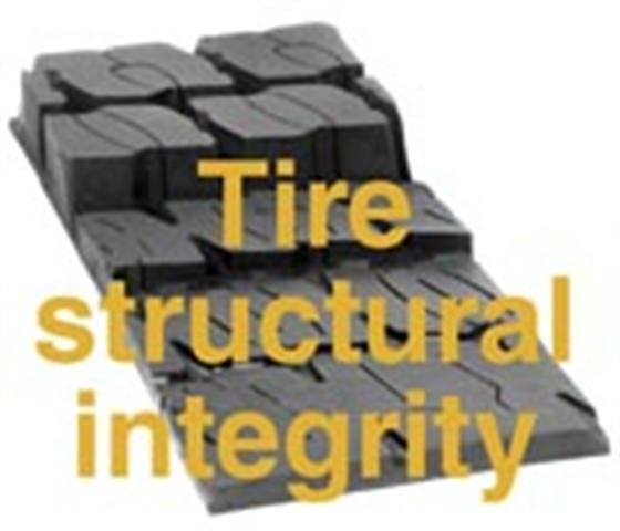 Tire structural integrity