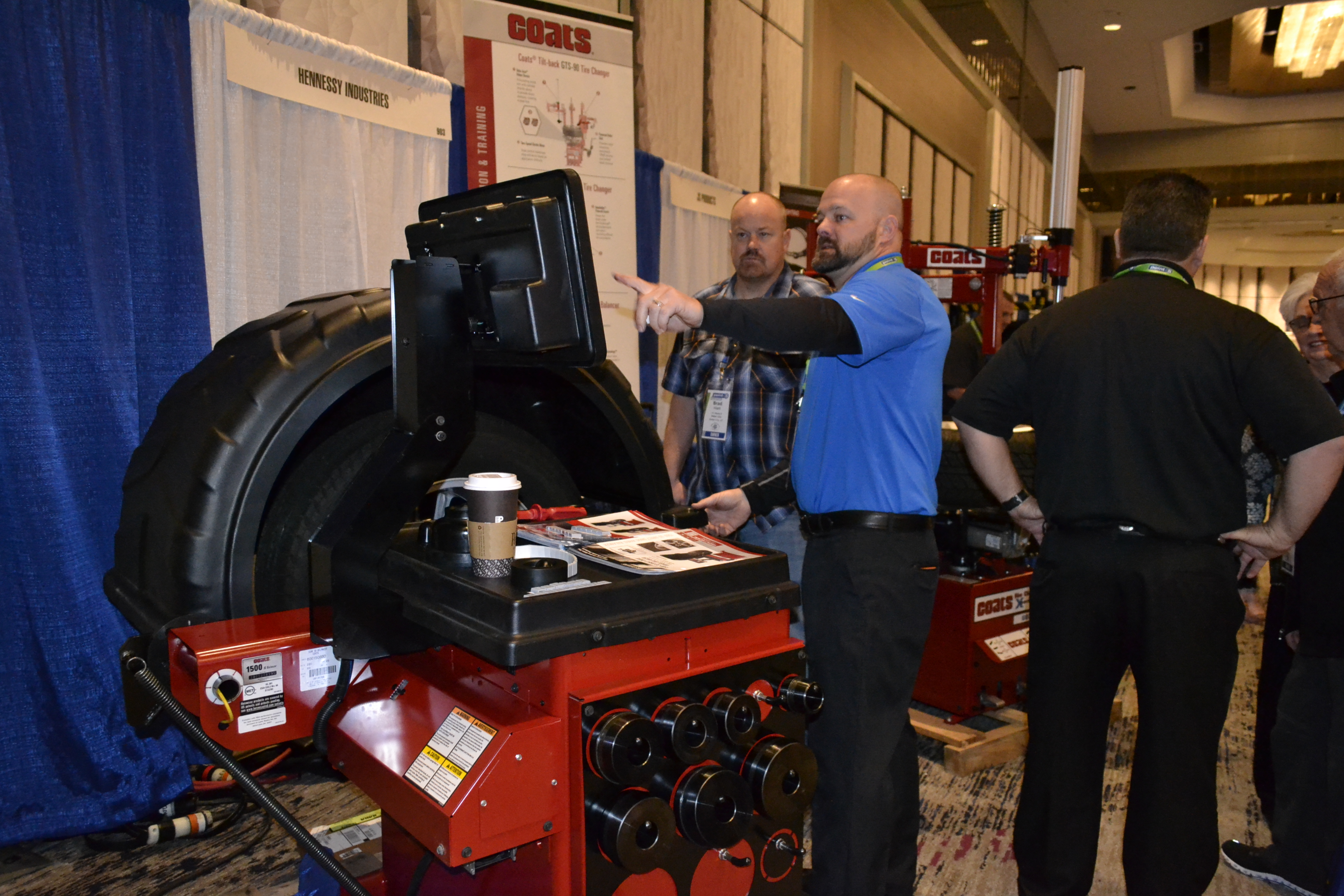 Tire Unit Sales Increased 6.5% at Point S Stores in the U.S.