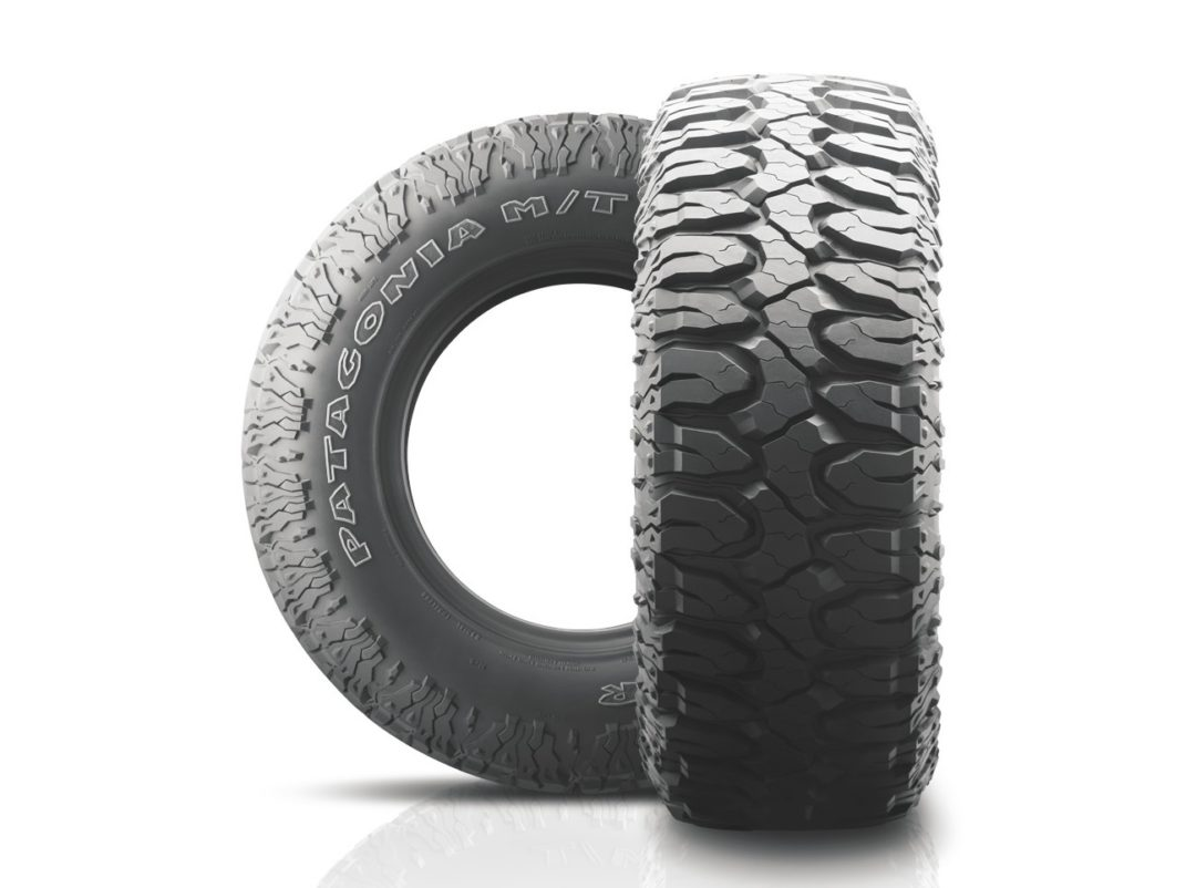 Tireco Adds F-Load Sizes to Patagonia M/T Tire