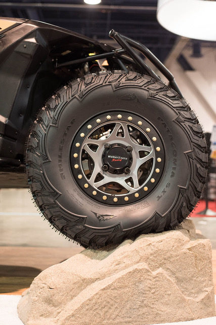 Tireco Launches Patagonia SXT for Off-Road Vehicles