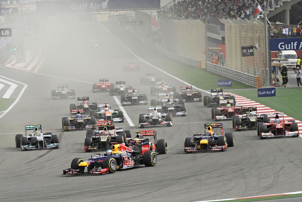 Tires hold the key to Vettel's victory in Bahrain