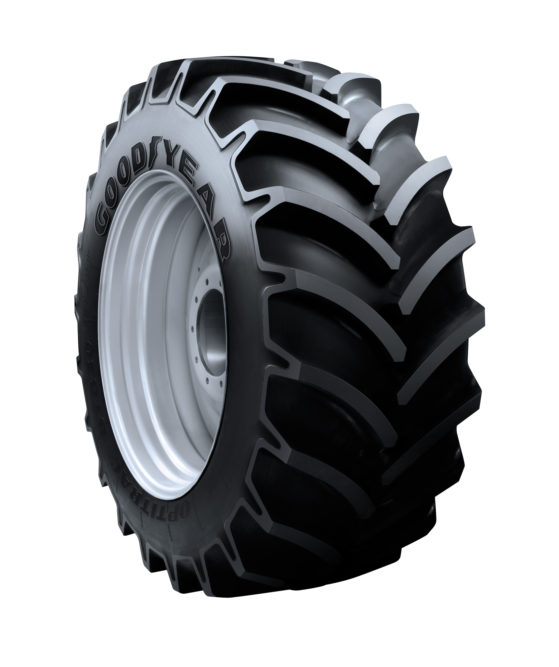 Titan Expands Size Offerings for 3 Goodyear-Branded Tires