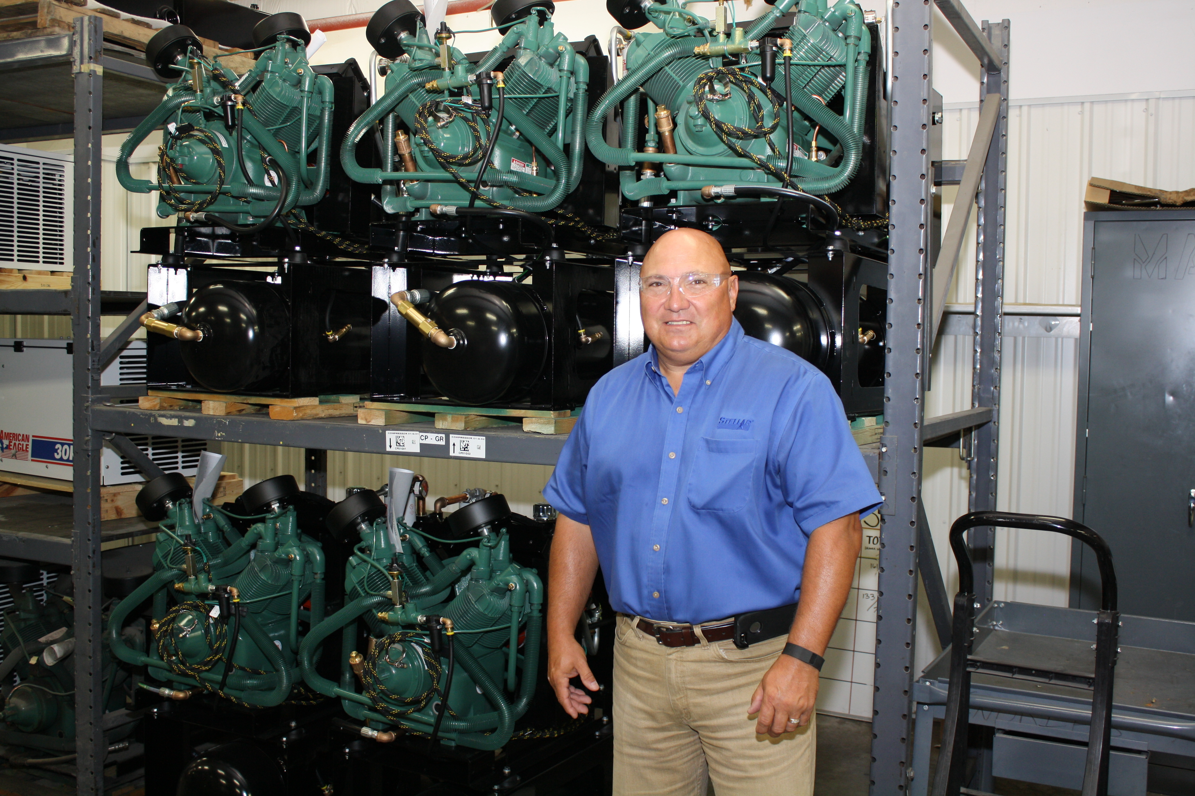 Tom Formanek Plans to 'Keep the Course' as TIA President