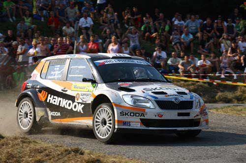 Toni Gardemeister finishes in 6th place at Barum Czech Rally Zlin