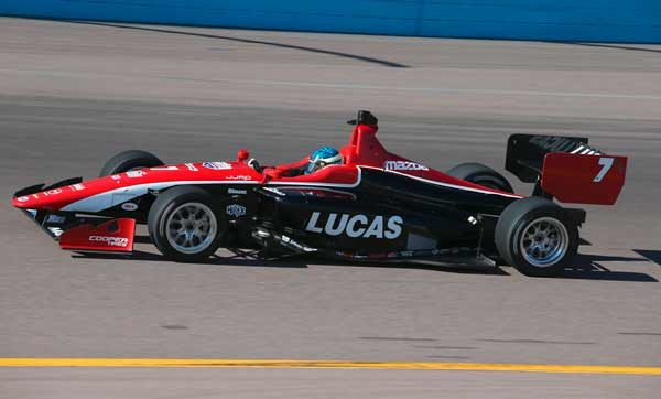 Top-Quality Indy Lights Field Ready For Phoenix Oval