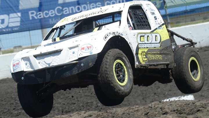 TORC Short-course off-road truck racing at Gateway Motorsports Park this weekend