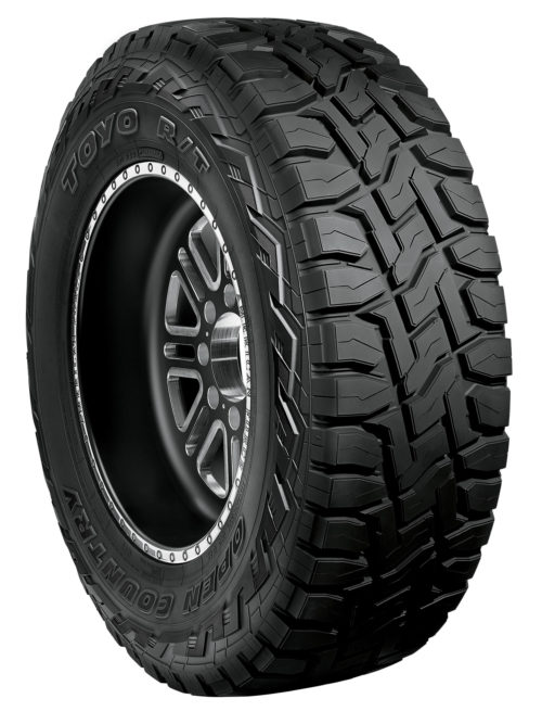 Toyo Adds 15-Inch Size to Open Country R/T