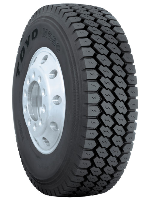 Toyo adds a SmartWay-verified drive tire