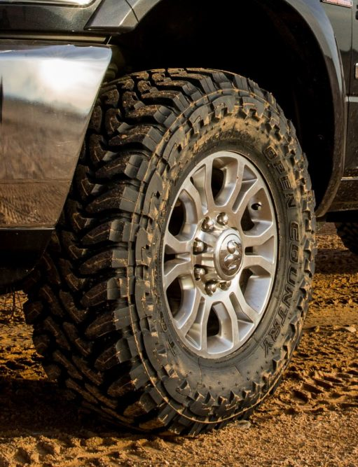 Toyo Adds F-Load Range Tires to Open Country Line