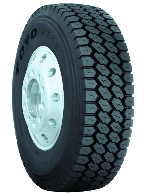 Toyo Adds SmartWay-Verified Tire to Commercial Limeup