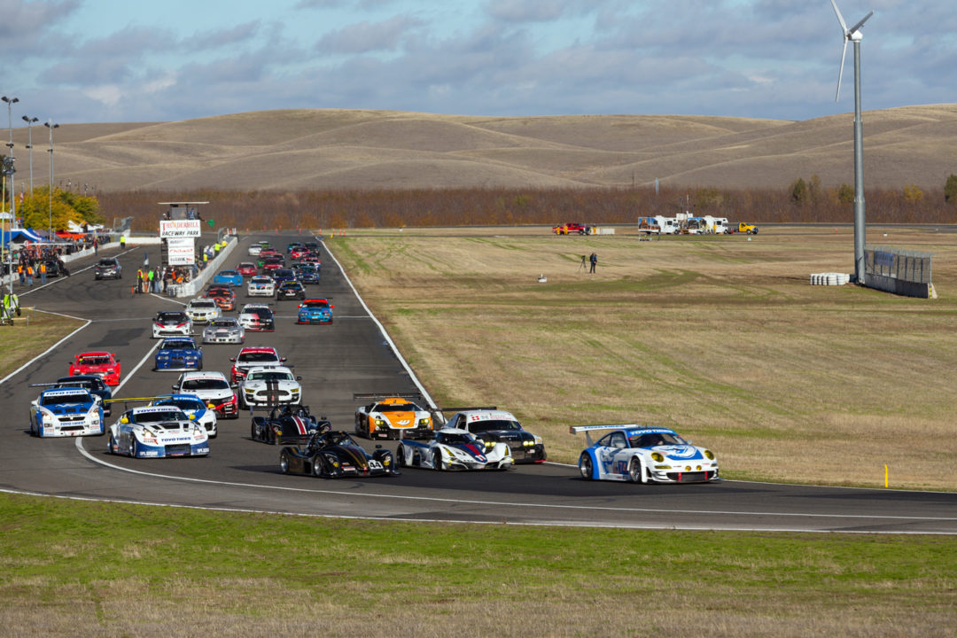 Toyo and Flying Lizard Motorsports Win 4th Consecutive 25 Hours of Thunderhill