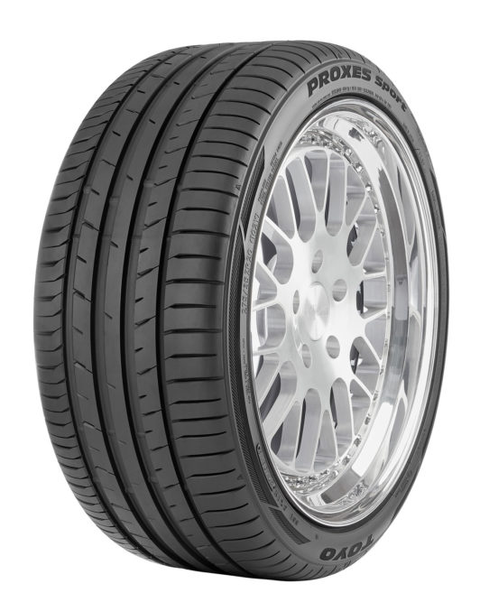 Toyo Brings New Proxes Sport to the U.S. Market