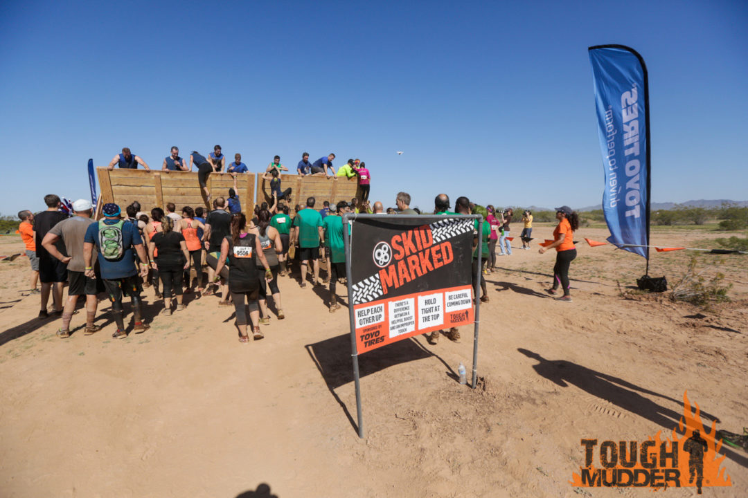 Toyo Continues Support of Tough Mudder