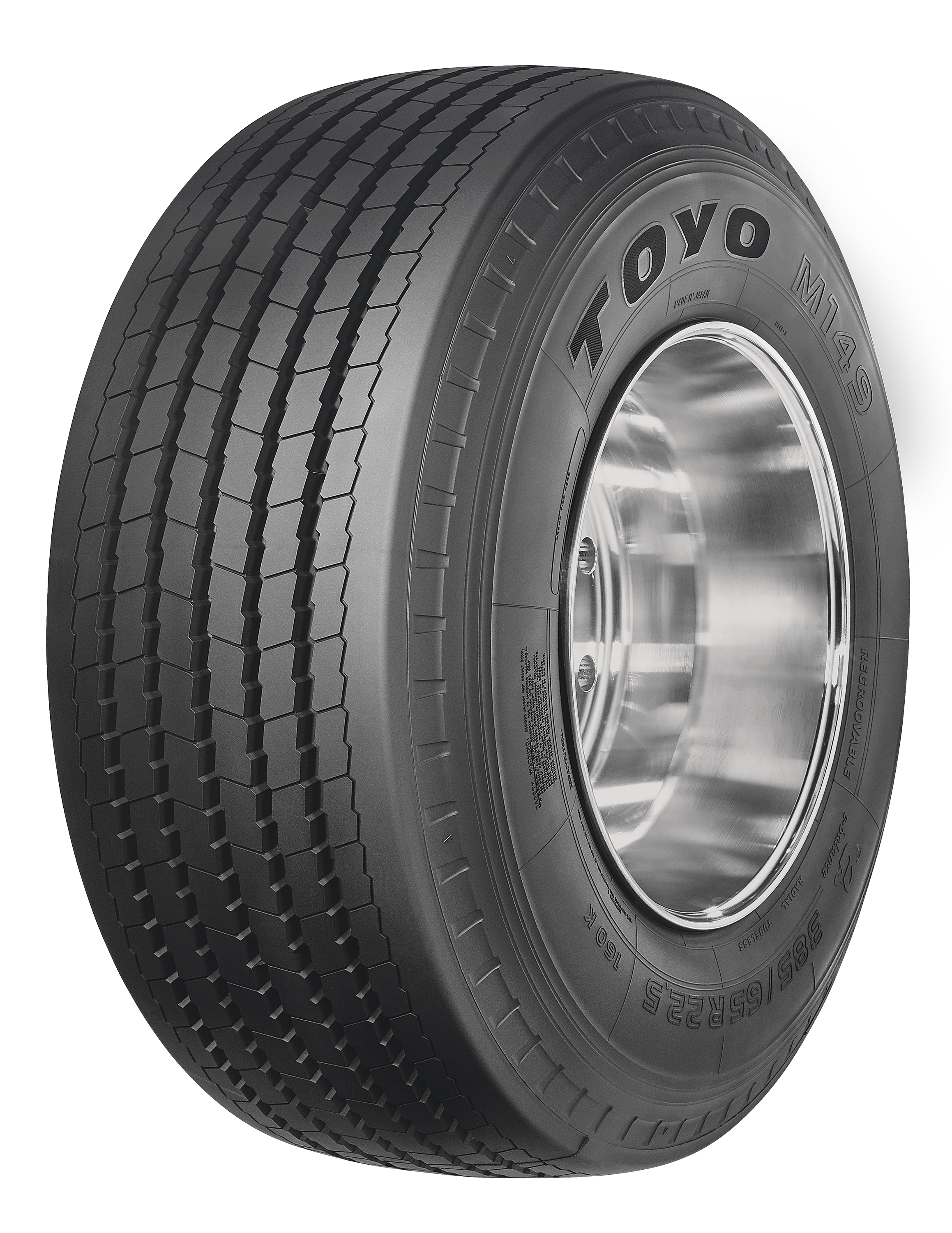 Toyo expands truck tire lineup with M149