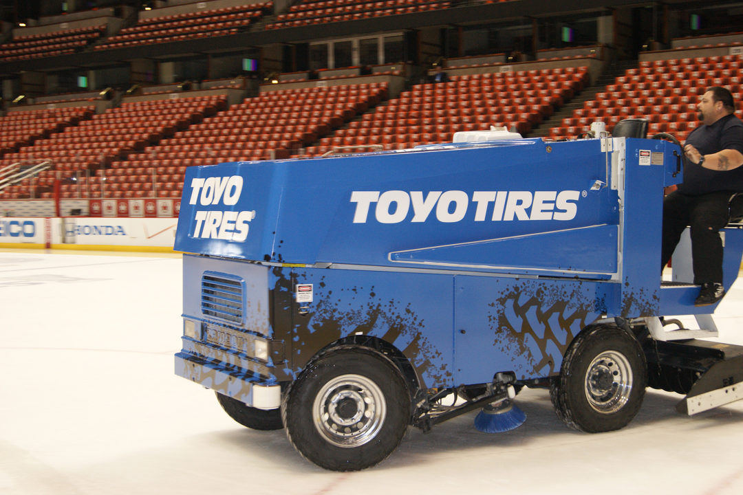 Toyo grows partnership with Anaheim Ducks