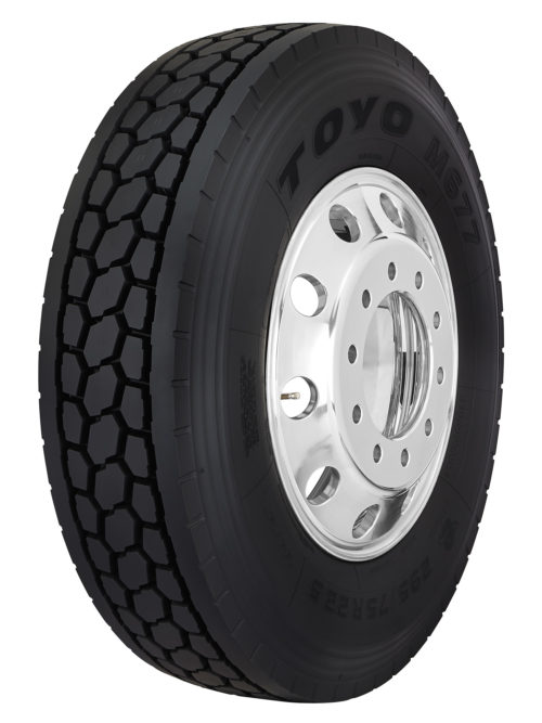 Toyo Introduces a SmartWay-Verified Drive Tire