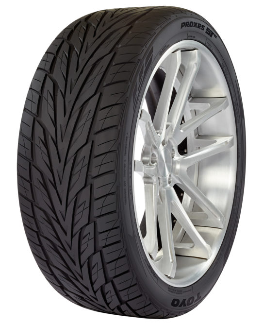 Toyo Introduces Proxes ST III for Sport Trucks and SUVs