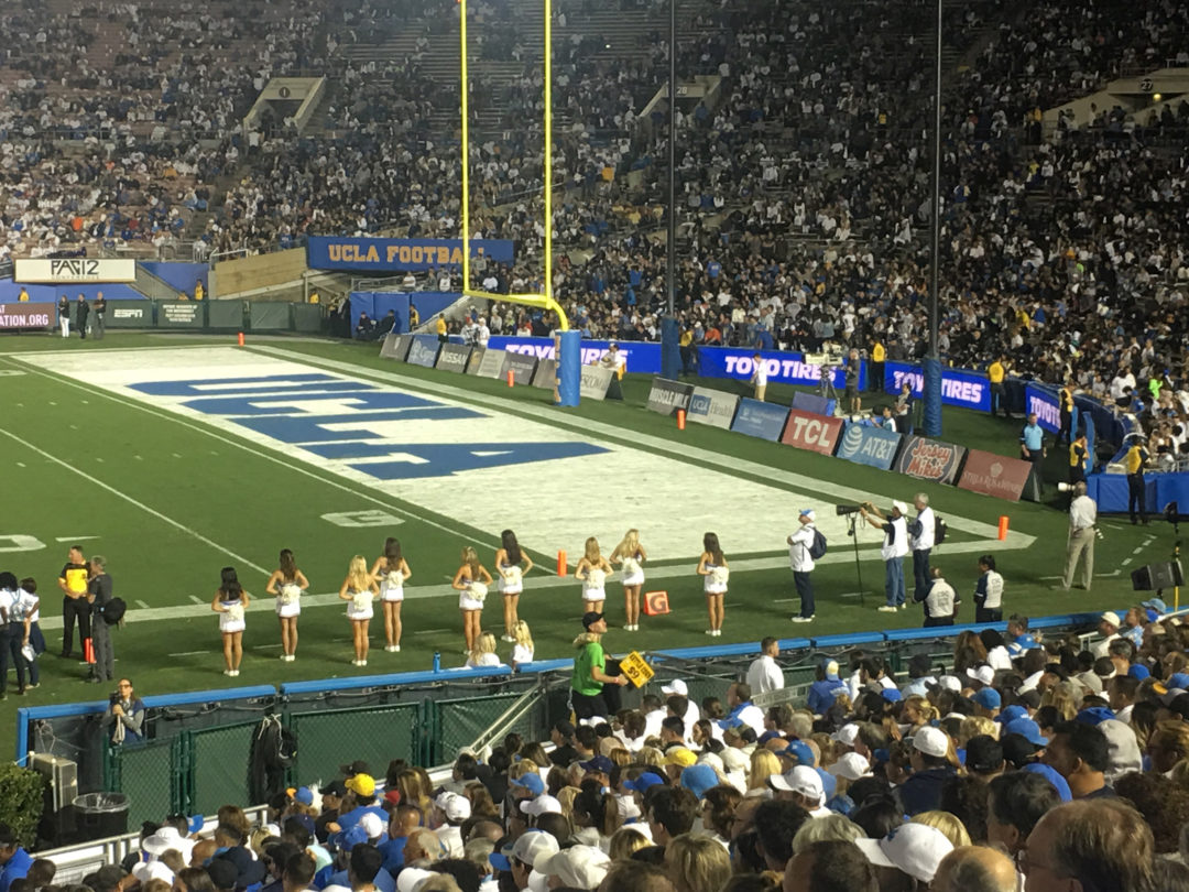Toyo Is the Official Tire of UCLA Athletics