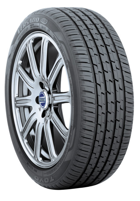 Toyo launches luxury green tire