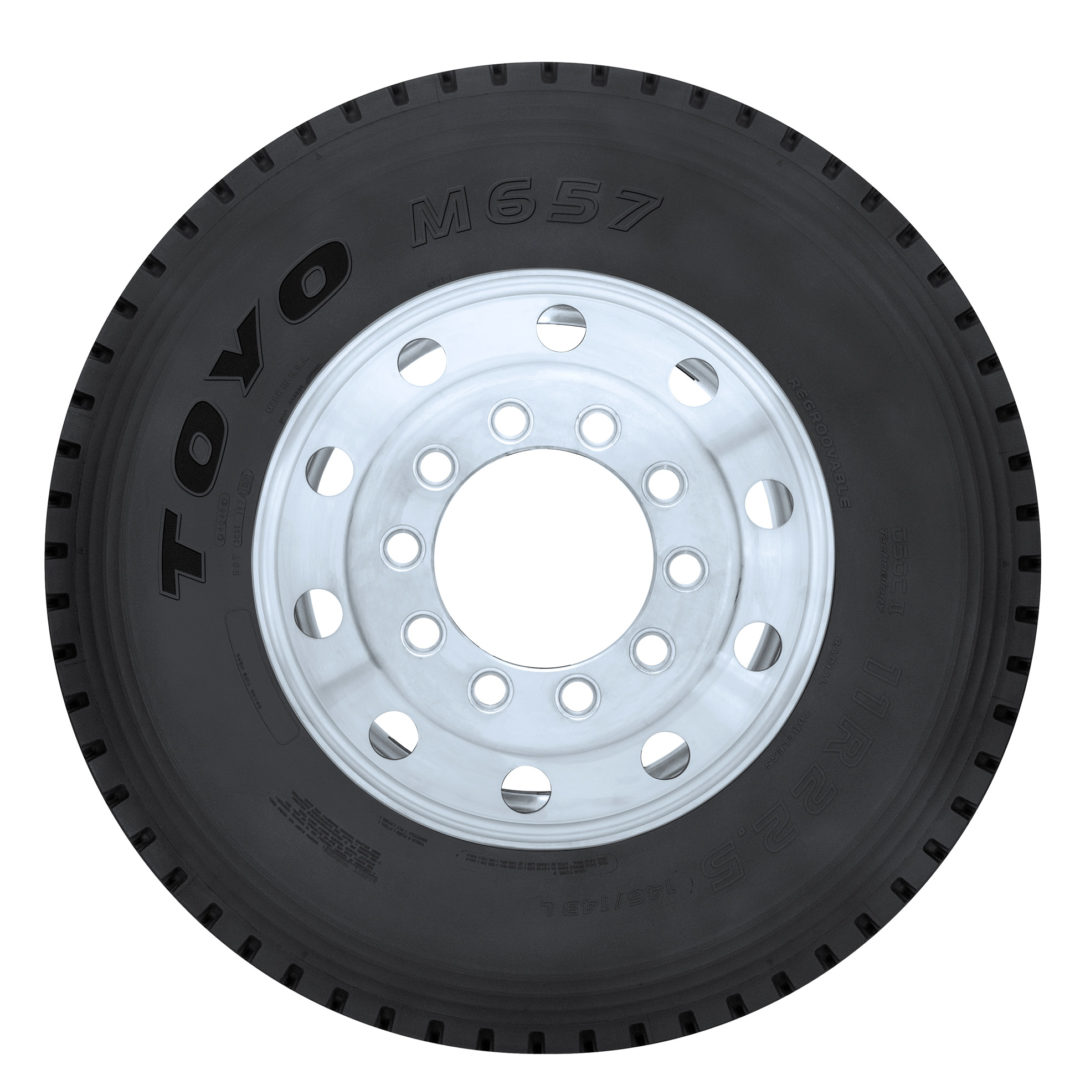 Toyo launches SmartWay-certified drive tire