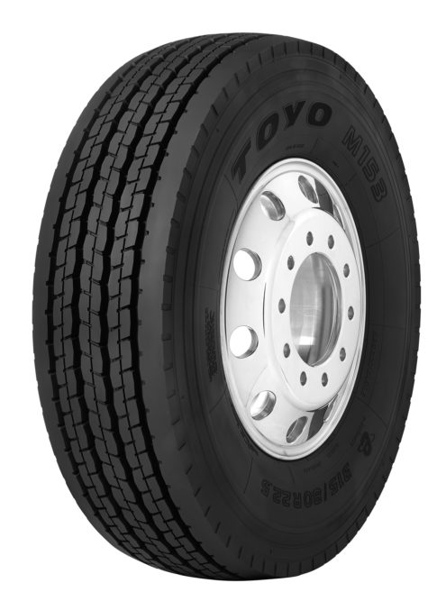 Toyo M153 is Ideal Refuse Tire