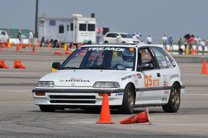Toyo Proxes R1R wins at round one of SCCA Solo National Tour