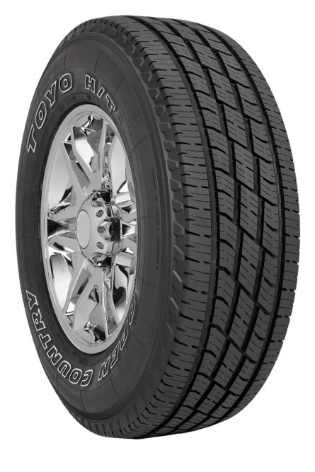 Toyo Releases the Next-Generation Open Country H/T II