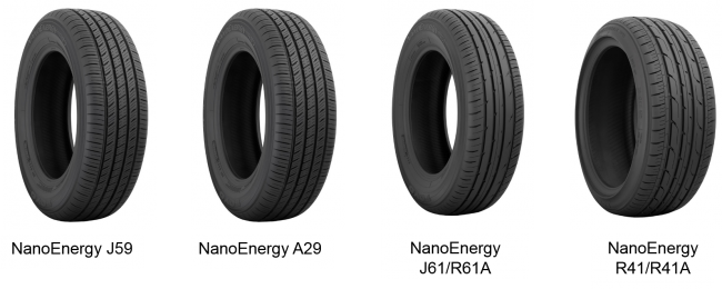 Toyo's NanoEnergy Tire Is OE on Prius
