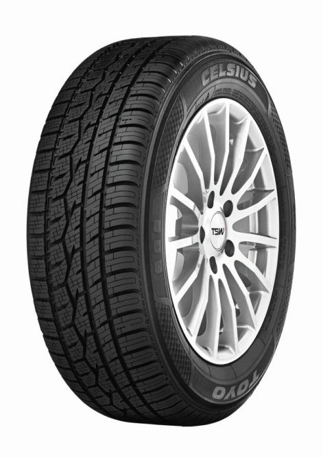 Toyo's new Celsius offers more winter safety