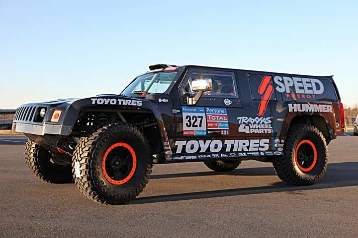 Toyo Tires and Off-Road Champion Robby Gordon extend sponsorship