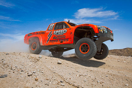 Toyo Tires captures historic 1st and 2nd overall in the Baja 500