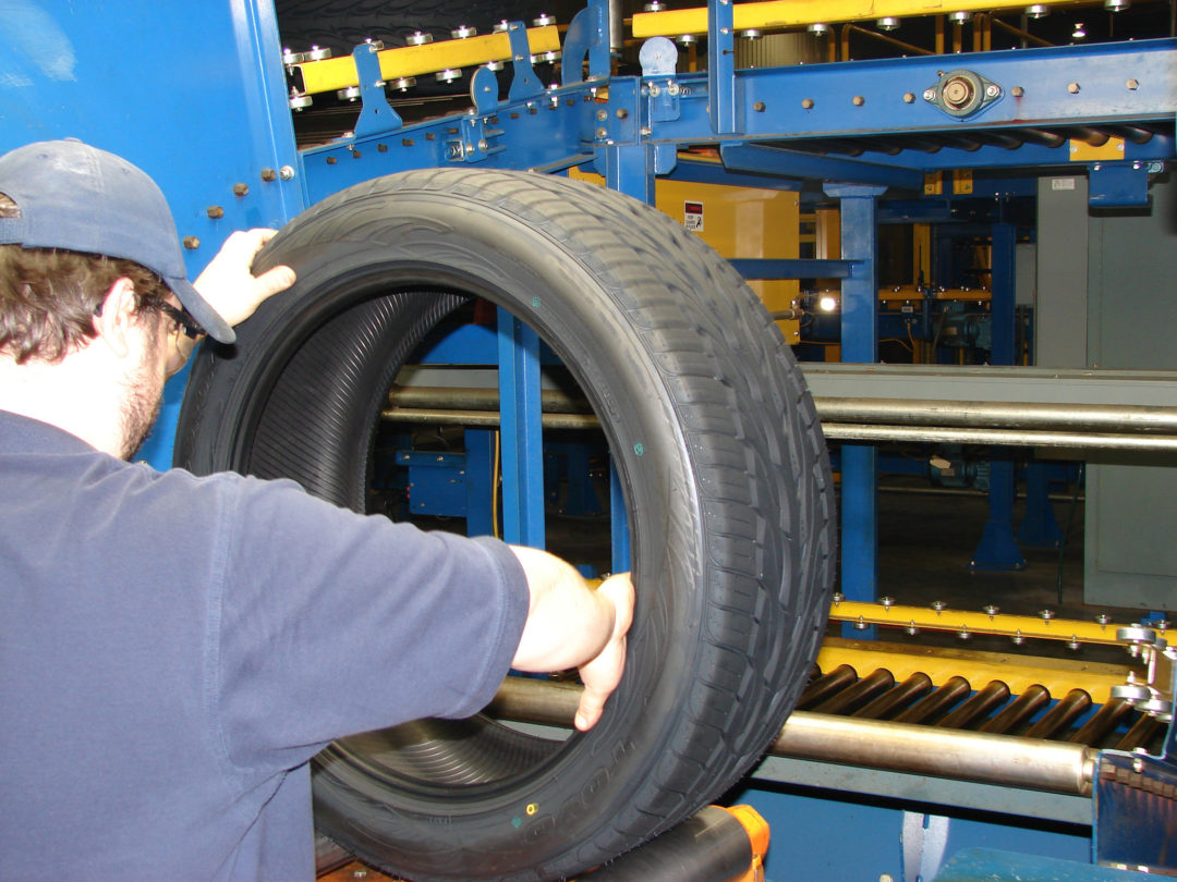 Toyo to Suspend Production at U.S. Plant