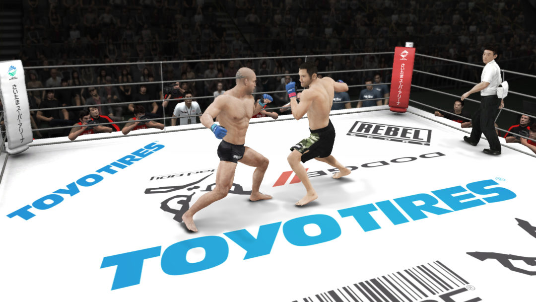 Toyo-UFC alliance will continue 2 more years