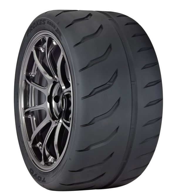 Toyo Unveils New Competition Tire: Proxes R888R
