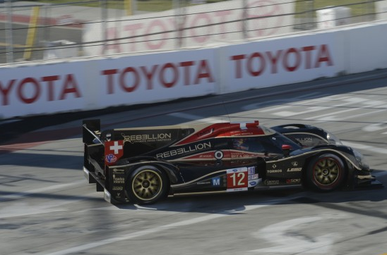 Toyota claims first Michelin Green X Challenge