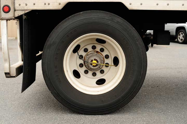 TPMS for trucks? Try ATIS instead