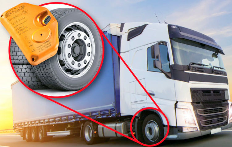 TPMS on Commercial Tires Will be Standard by 2022