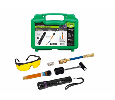 Tracer Articles Offers Leak Detection Kit for R1234yf Systems